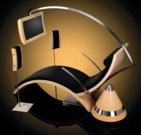maya single chair