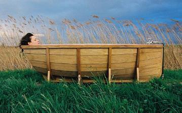bañera barca