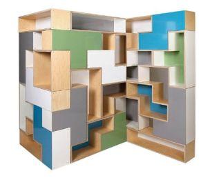 tetris estanteria