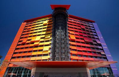 El Hotel Puerta América de Madrid es puro arte