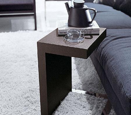 5 mesas auxiliares para el sal n decoraci n - Mesas plegables para salon ...