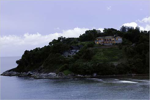 villa island