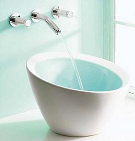 lavabo de Jacob Delafon