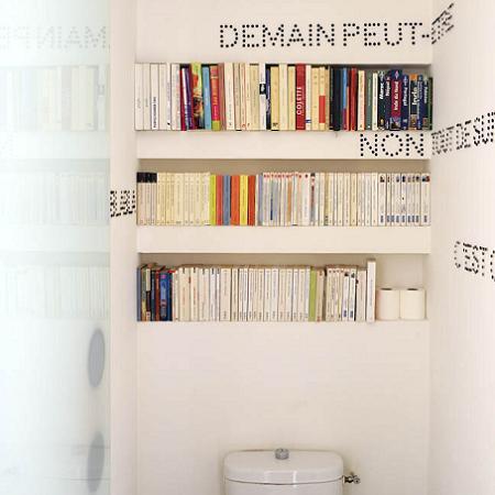 Aseo con libreria
