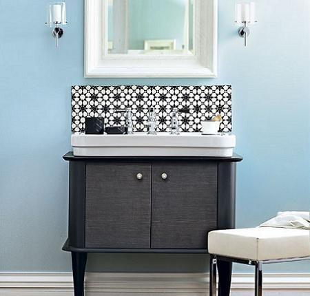 Azulejos para el lavabo