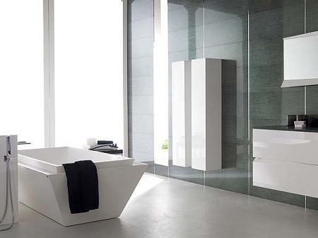 Baño moderno Porcelanosa