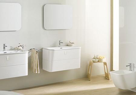 Baño sencillo Porcelanosa