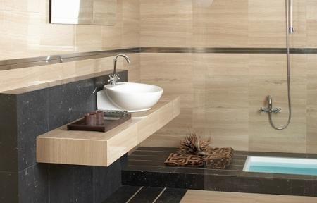 Baños en mármol