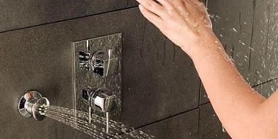 Duchas empotradas, lo último en cuartos de baño – Decoración