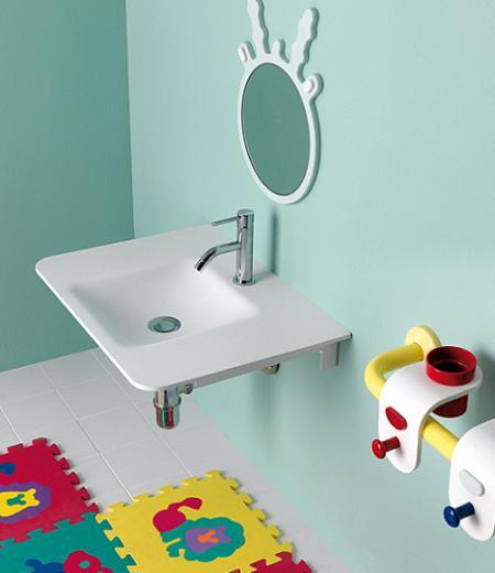 Baño para niños