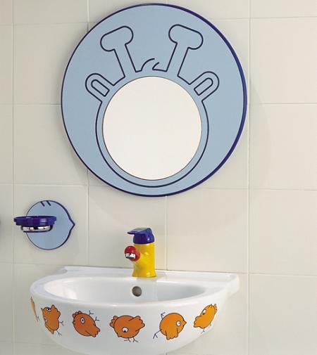 Lavabo para niños