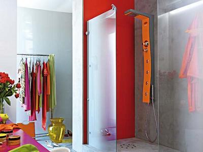 columna de ducha de diseño, Rei de Jacuzzi