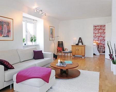 Apartamento de decoración SUECA