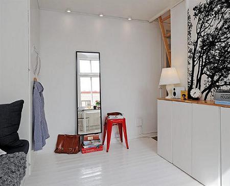 Apartamento muy pequeño, pero muy bonito