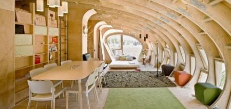 Casa ecológica autosuficiente