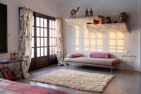 Decoración de interiores de estilo clásico