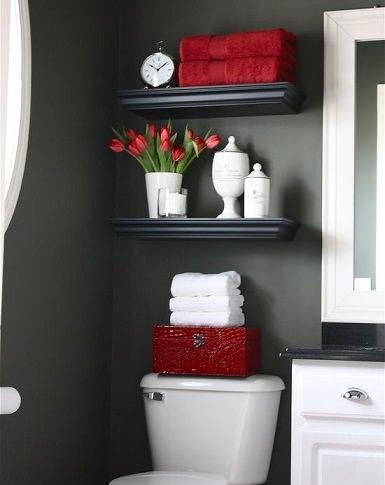 ideas de decoración para baños pequeños