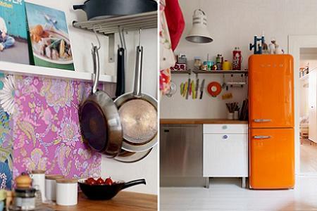 Detalle en la cocina