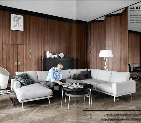 nueva colección de muebles de BoConcept 2014