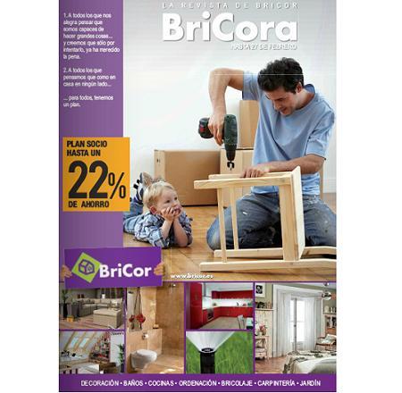 Catálogo Bricor 2012
