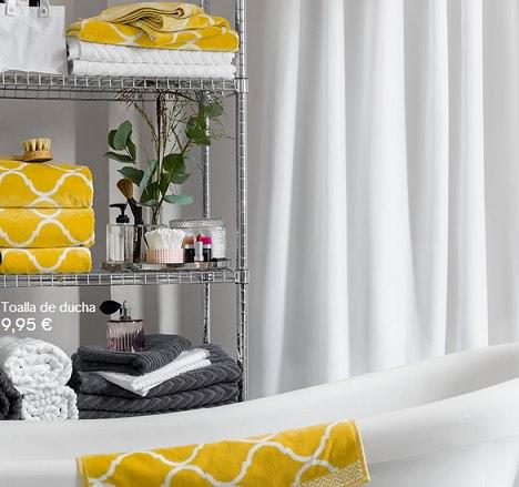 Catálogo de H&M Home primavera verano 2014
