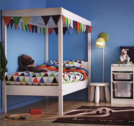niños del catálogo de Ikea 2015