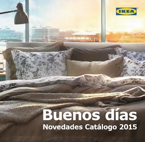 portada del catálogo de Ikea 2015