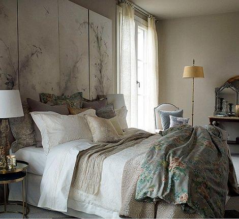 dormitorio de zara home otoño invierno 2014 2015