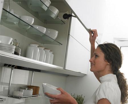 Cocina pequeñas, soluciones para decorarlas y diseñarlas
