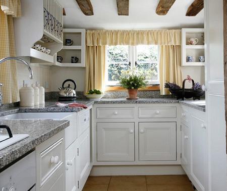 Amueblar cocina pequeña