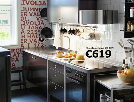 Emejing Muebles Cocina Ikea Precios Images - Casas: Ideas, imágenes ...