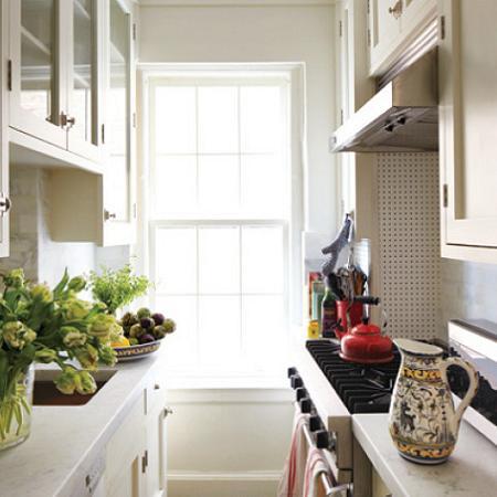 12 fotos de cocinas peque as decoraci n - Cocinas en forma de u pequenas ...