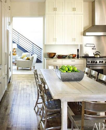 fotos de inspiración de cocinas rústicas