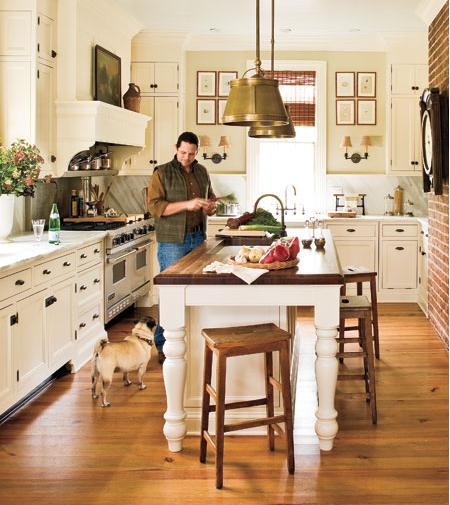 10 fotos de cocinas rústicas