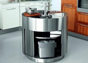 fregadero giratorio waterstation rieber