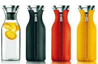 fundas nórdicas para botellas de Eva Solo