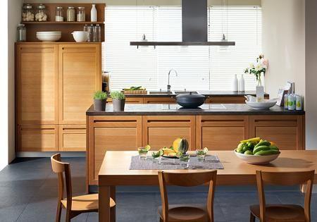 Cocina de madera de Schmidt