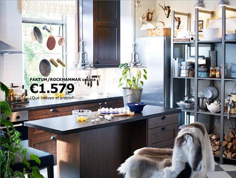 Muebles de cocina baratas
