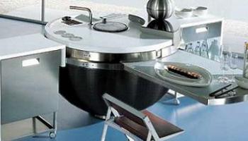 cocina esferica