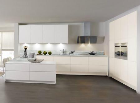 The Singular Kitchen: cocinas modernas