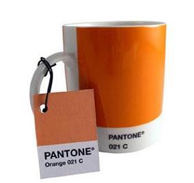 taza Pantone