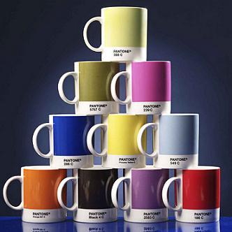 tazas pantone de W2 Products