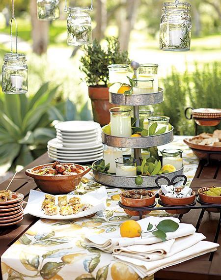 Fotos inspiradoras para poner la mesa de verano