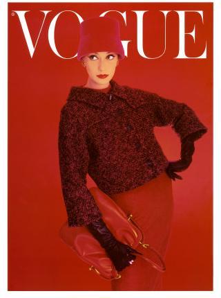 Póster Vogue