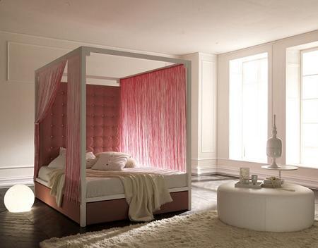 Decoración dormitorios: Camas con dosel