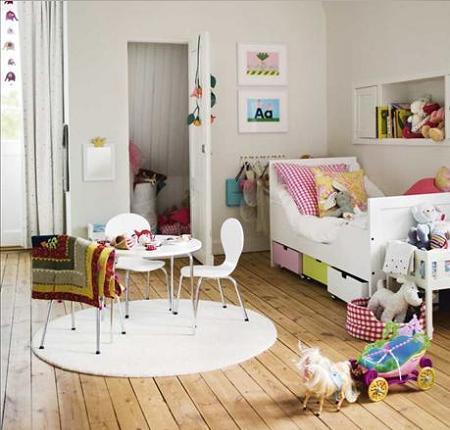 Armario para habitación infantil