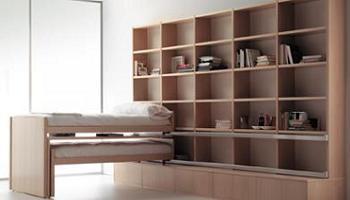 conjunto dormitorio corredero de As Dara