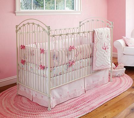 Ideas para decorar el dormitorio de tu bebé