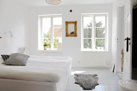Blanco dormitorio