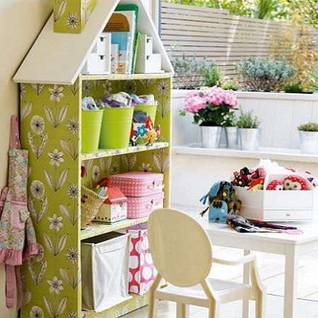 DIY para el dormitorio infantil